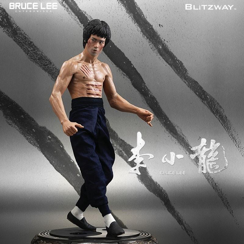 Bruce Lee Tribute Statue Version 2
