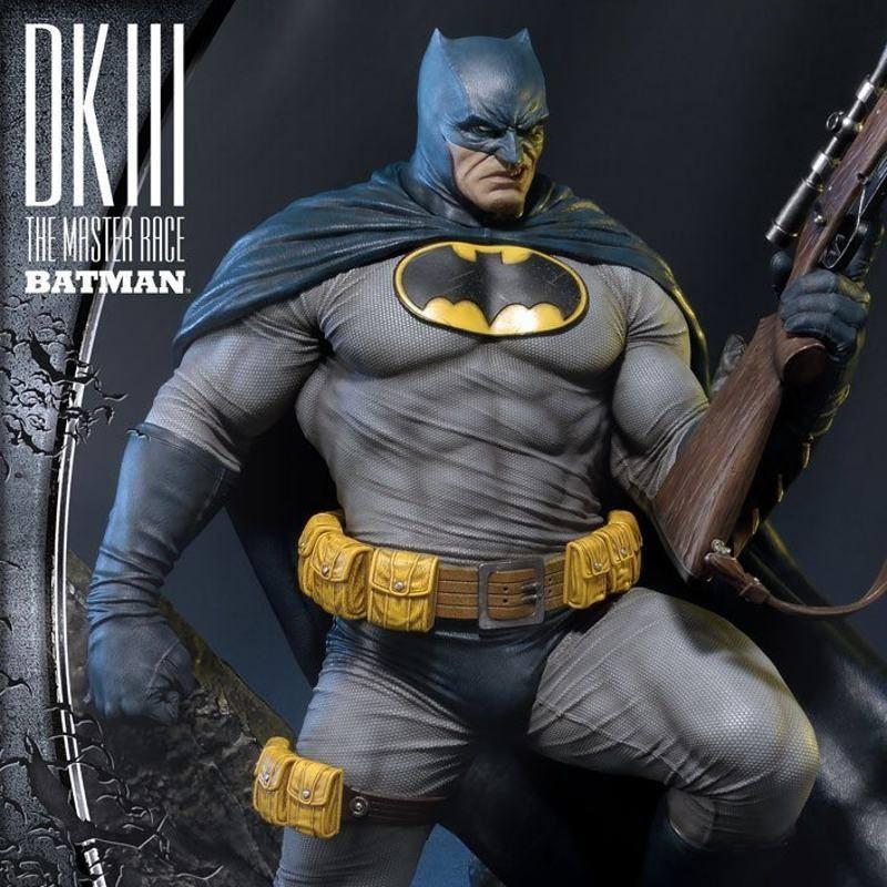 Batman - Dark Knight III The Master Race - 1/3 Scale Statue