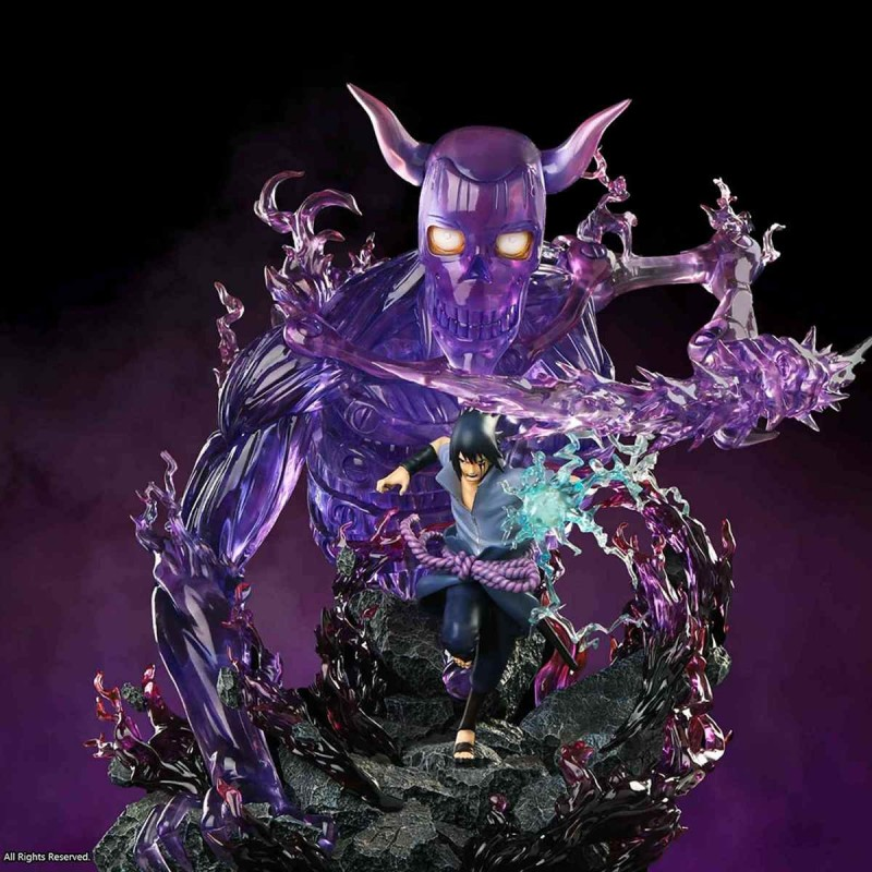 Uchiha Sasuke - Naruto Shippuden - 1/8 Scale Statue
