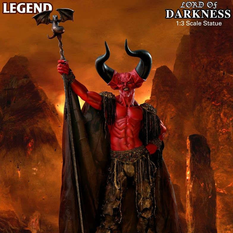 Lord of Darkness - Legend - 1/3 Scale Statue