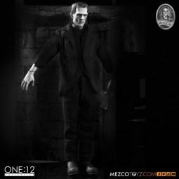 Frankenstein - Universal Monsters - 1/12 Scale Figur