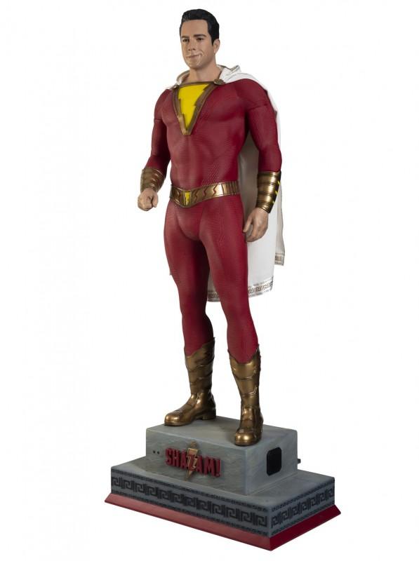 Shazam- Shazam! - Life-Size Statue