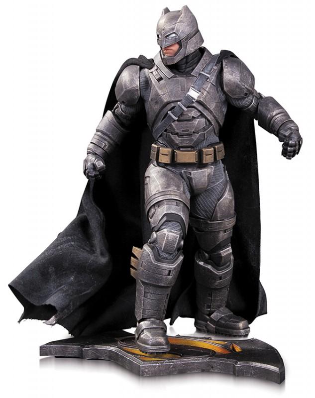 Armored Batman - Batman vs. Superman - Resin Statue