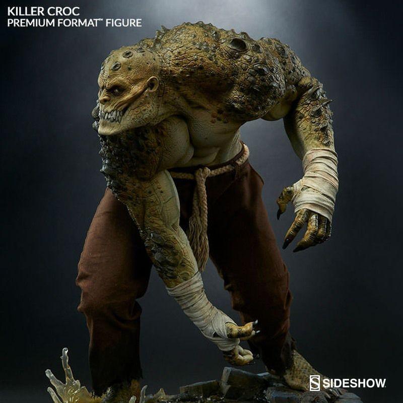 Killer Croc - DC Comics - Premium Format Statue