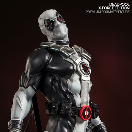 X-Force Deadpool - Premium Format Statue