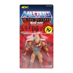 Beast Man - Masters of the Universe - Vintage Collection Actionfigur 14cm