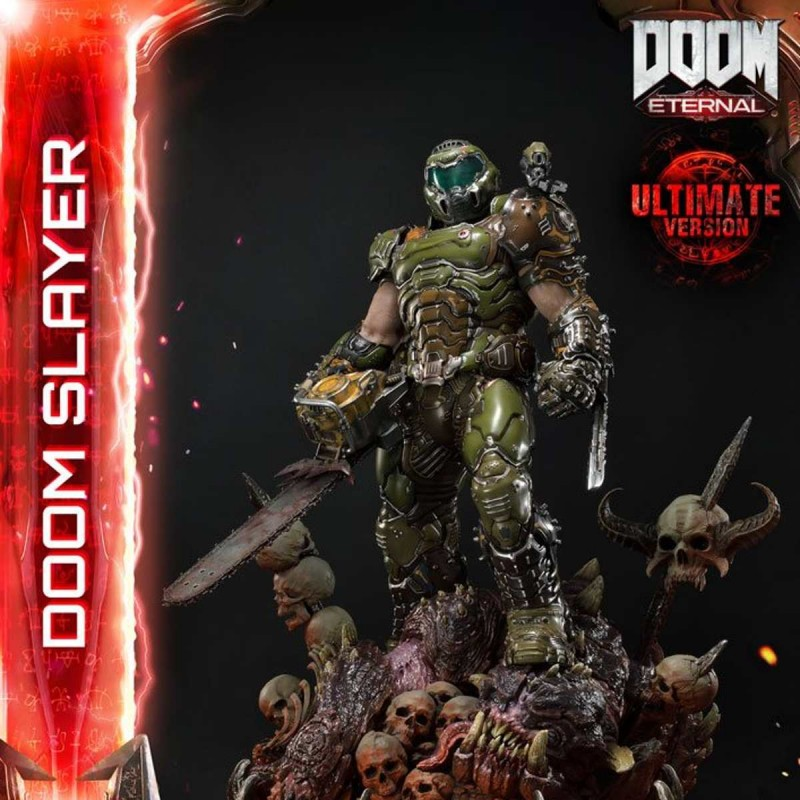 Doom Slayer Ultimate Version - Doom Eternal - 1/3 Scale Statue