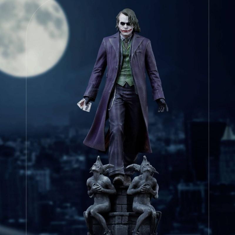 The Joker - The Dark Knight - 1/10 Deluxe Art Scale Statue
