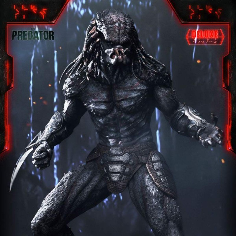 Assassin Predator Deluxe Version - Predator Upgrade - 1/4 Scale Polystone Statue