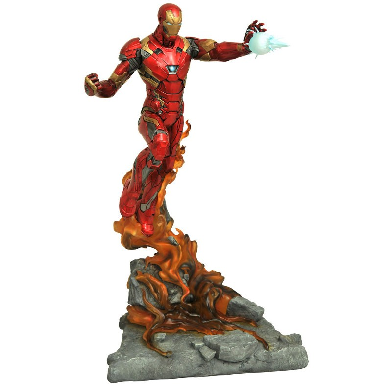 Iron Man - Marvel Milestones - Resin Statue
