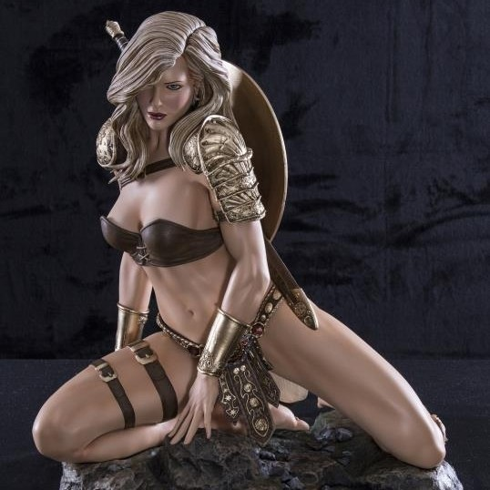 Arhian Forever (Exclusive) - 1/3 Scale Statue