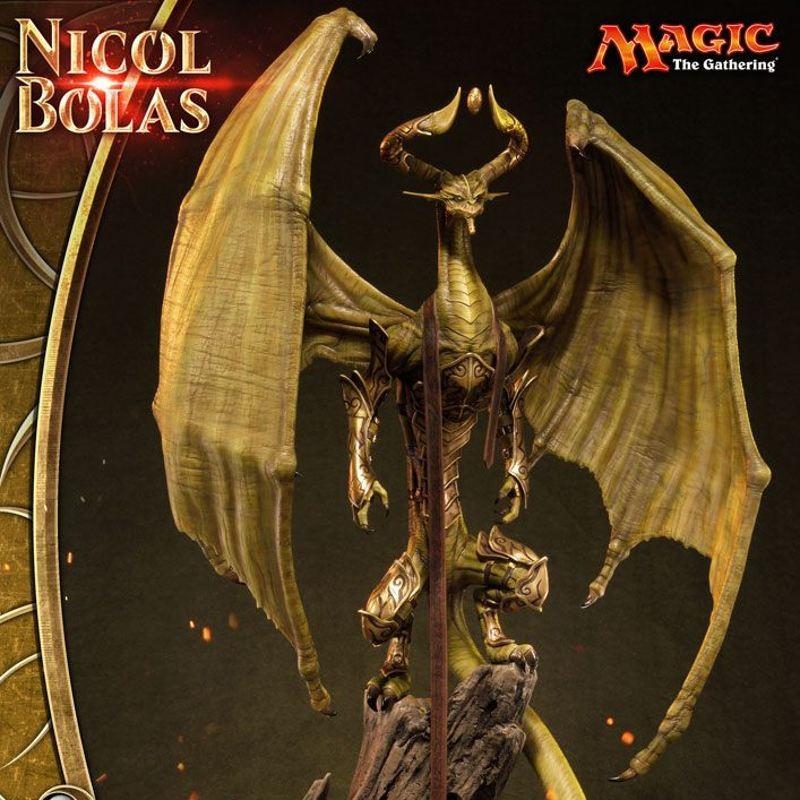 Nicol Bolas - Magic The Gathering - Premium Masterline Statue