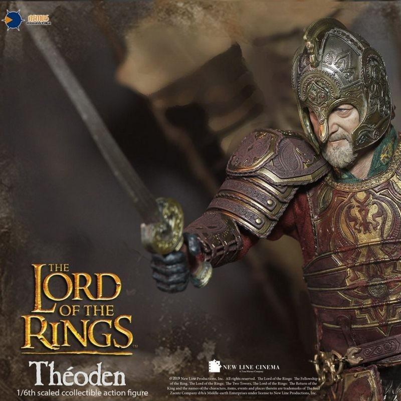 Théoden - Herr der Ringe - 1/6 Scale Actionfigur