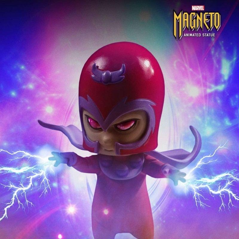 Magneto - Marvel Comics Animated Series - Mini-Statue 13cm