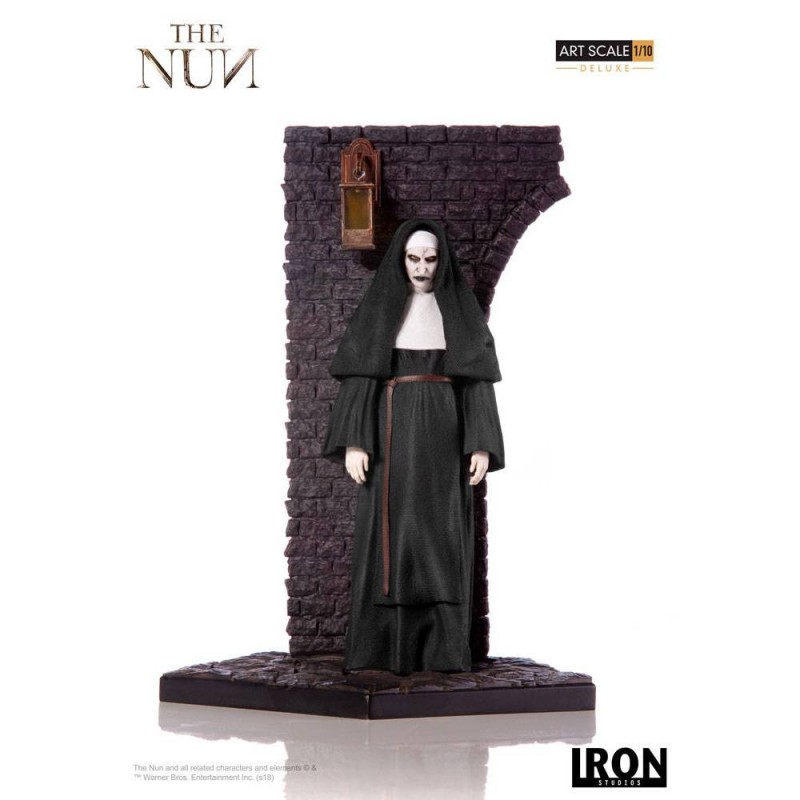 The Nun Deluxe Version - The Nun - 1/10 Scale Statue