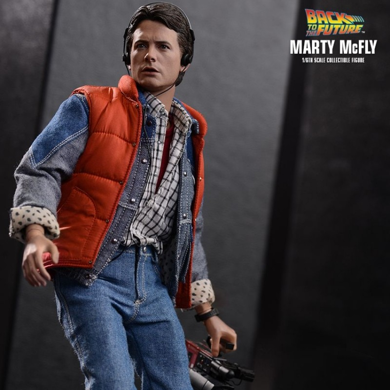 Marty McFly - 1/6 Scale Action Figur