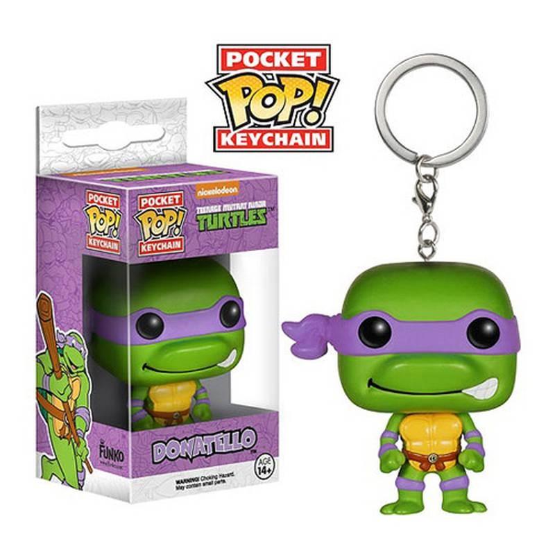 Donatello - TMNT - Pocket Pop! Keychain