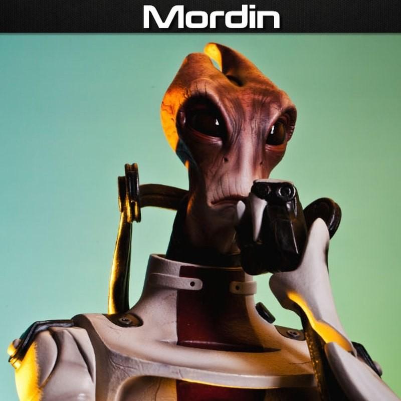 Mordin - Mass Effect 3 - 1/4 Scale Statue