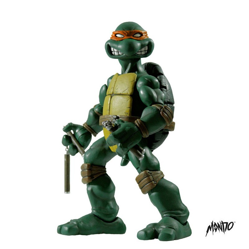 Michelangelo - TMNT - 1/6 Scale Actionfigur
