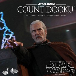 Count Dooku - Star Wars Episode II - 1/6 Scale Figur