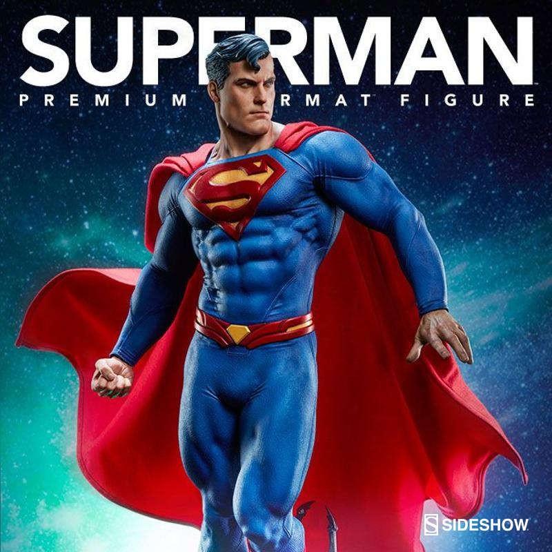 Superman - DC Comics - Premium Format Statue
