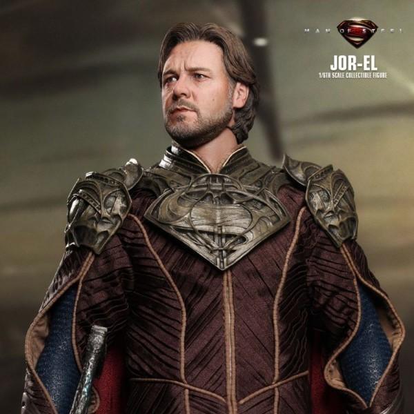 Jore El - Man of Steel - 1/6 Scale Action Figur