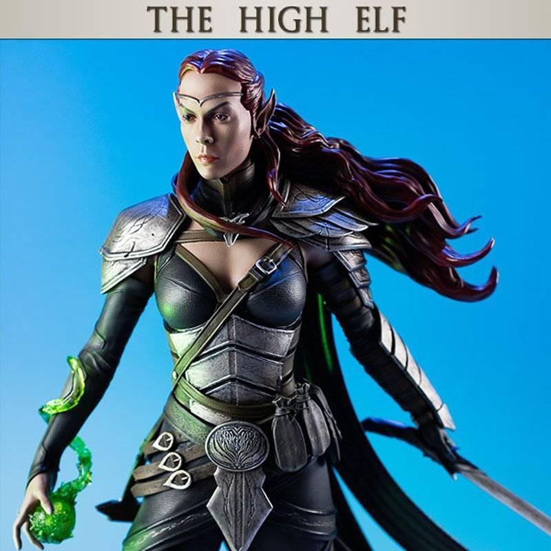 The High Elf - The Elder Scrolls - 1/6 Scale Statue