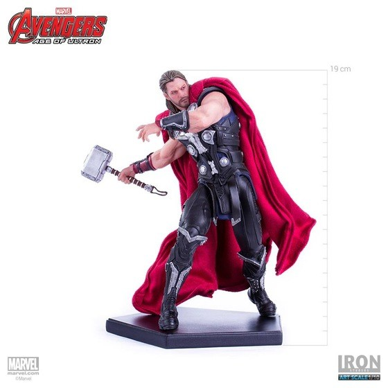 Thor - Avengers Age of Ultron - 1/10 Scale Statue