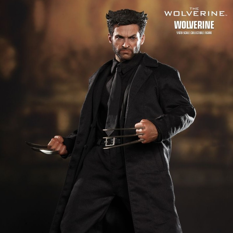 The Wolverine - 1/6 Scale Action Figur
