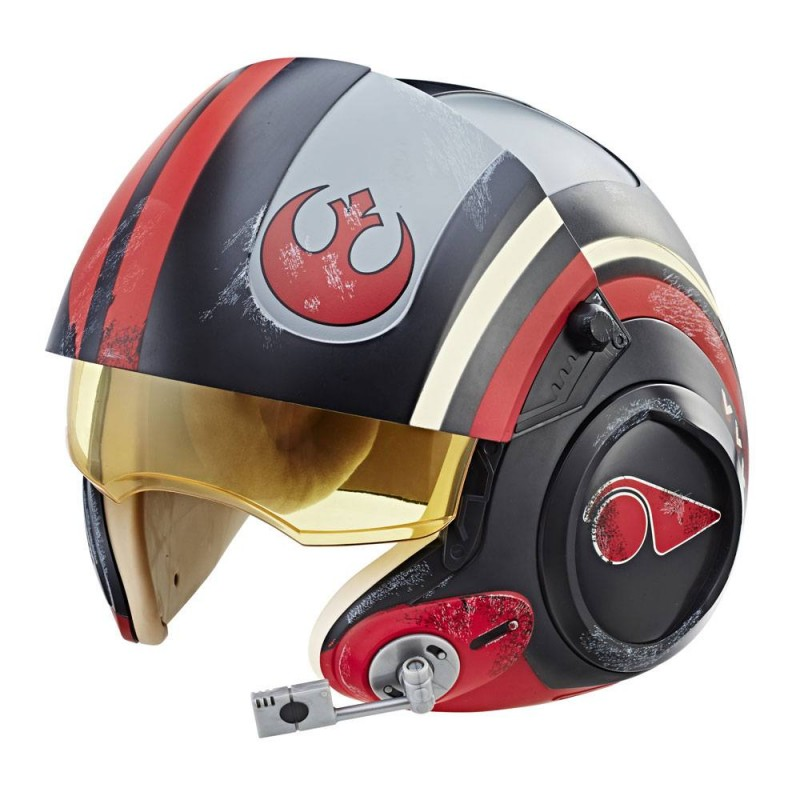 Elektronischer Poe Dameron Helm - Star Wars Episode VIII