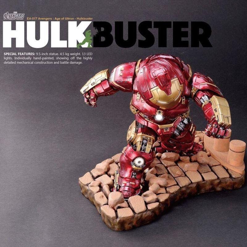 Hulkbuster - Avengers - Egg Attack Statue