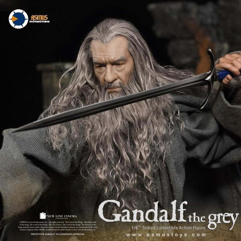 Gandalf the Grey - Herr der Ringe - 1/6 Scale Actionfigur