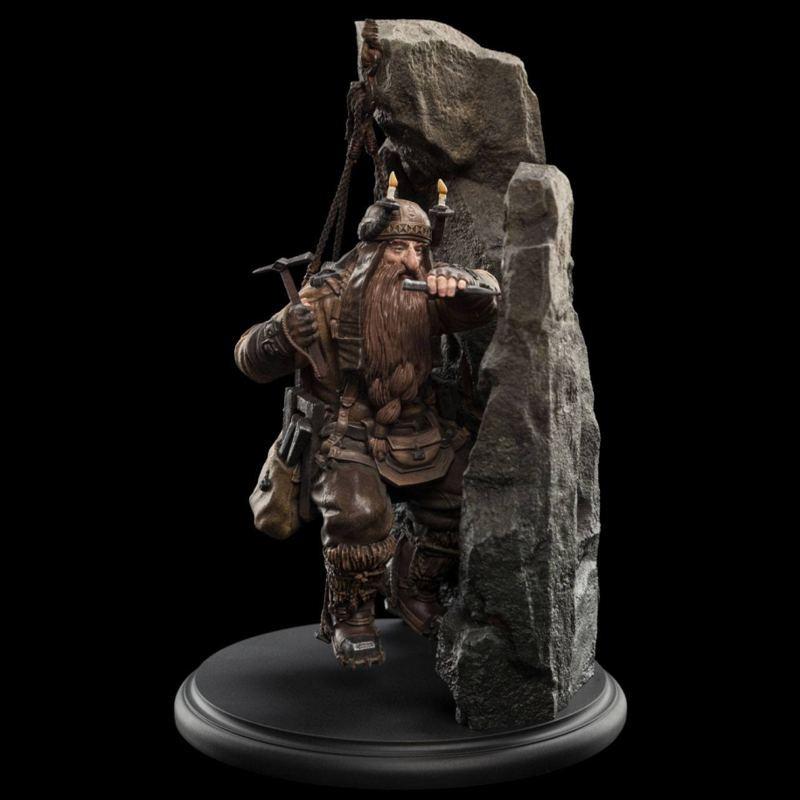 Miner - Der Hobbit Eine unerwartete Reise - Statue 17 cm