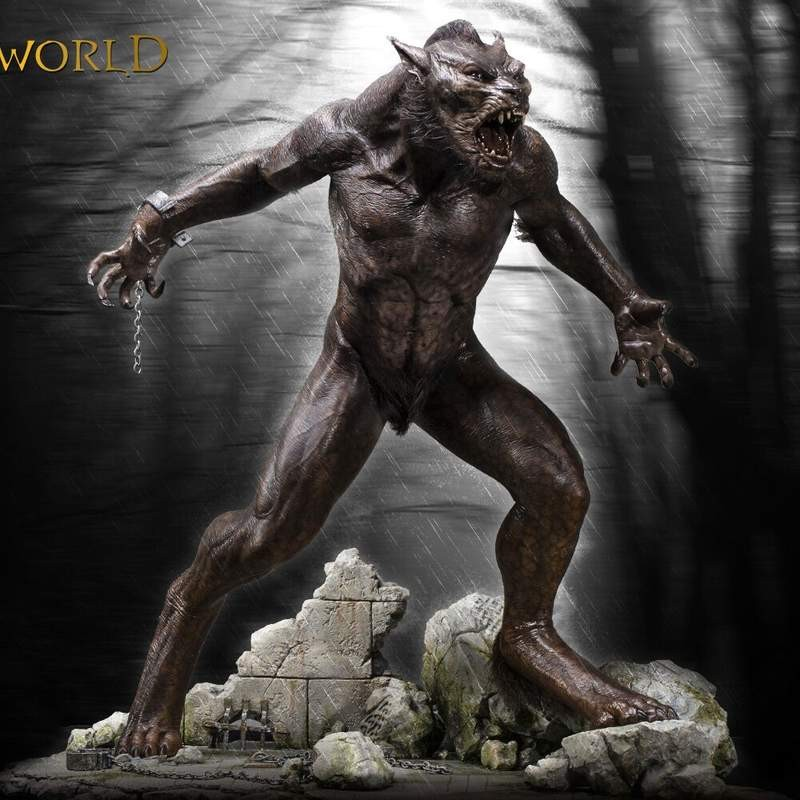 Lycan - Underworld - 1/3 Scale Maquette