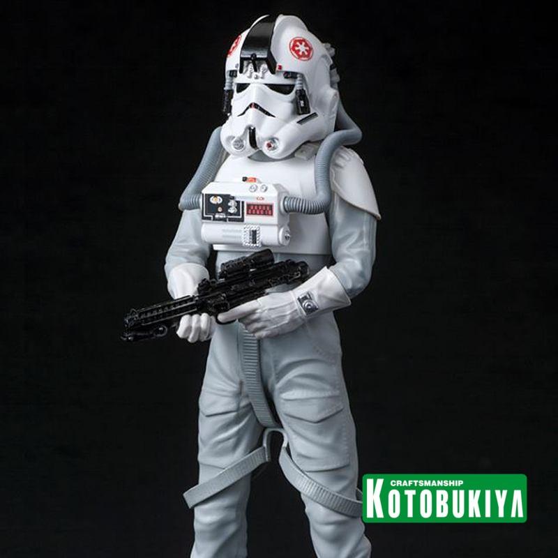 AT-AT Driver - Star Wars - ARTFX+ Statue