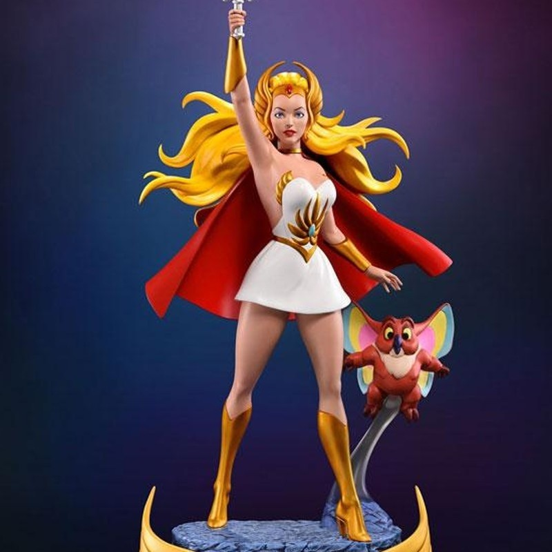 She-Ra Exclusive - Master of the Universe - 1/4 Scale Statue