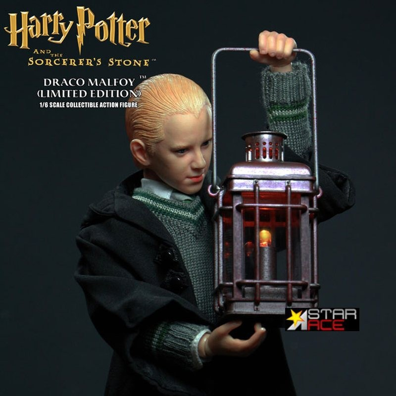 Draco Malfoy (School Uniform) - Harry Potter - 1/6 Scale Actionfigur