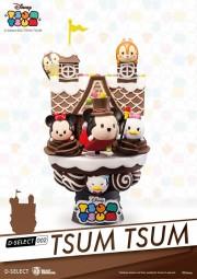 Tsum Tsum - D-Select PVC Diorama 15 cm