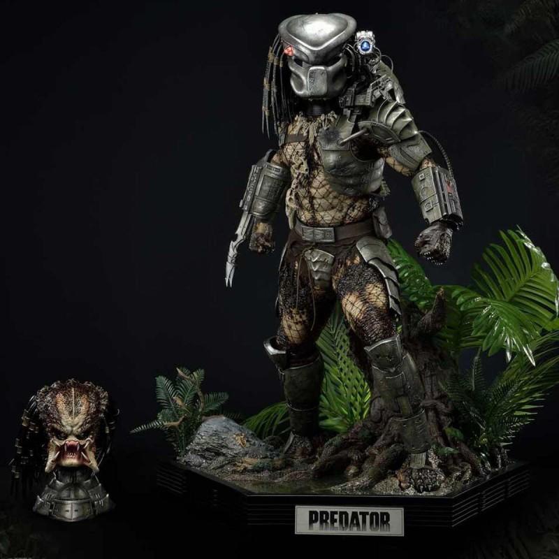 Jungle Hunter Predator - Predator - 1/3 Scale Statue