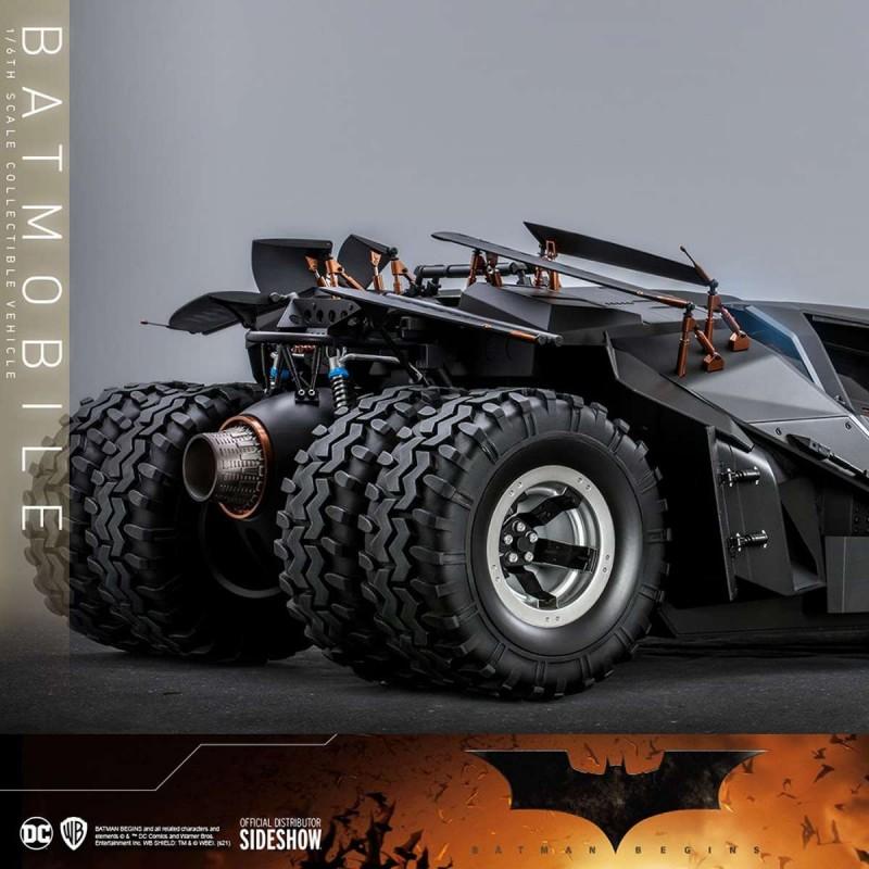 Batmobile - Batman Begins - 1/6 Scale
