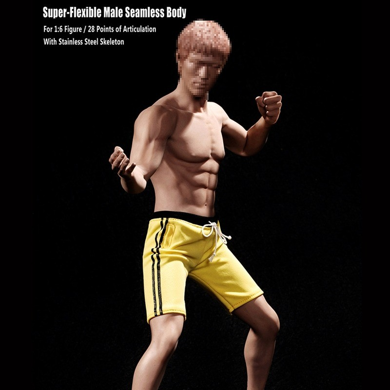 Super flexible Seamless Body M32 - 1/6 Scale Body
