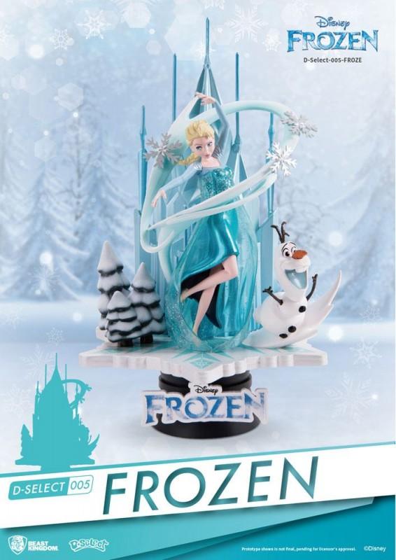 Frozen - D-Select PVC Diorama 15 cm