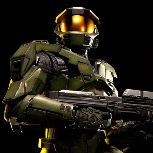 Halo - Master Chief Premium Format Statue