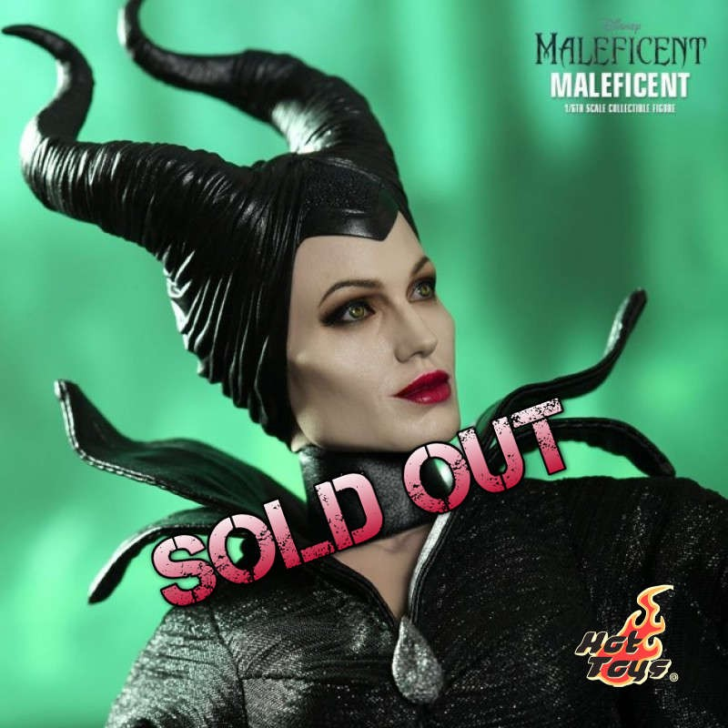 Maleficent - 1/6 Scale Action Figur