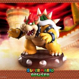 Bowser - Super Mario - Polystone Statue