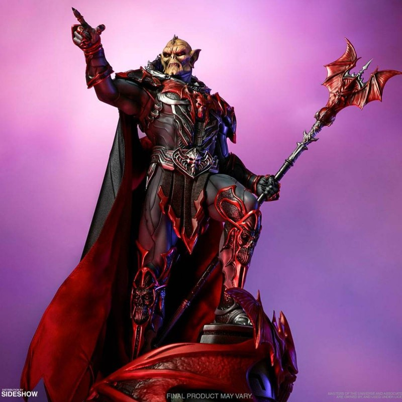 Hordak Legends - Masters of the Universe - Polystone Maquette