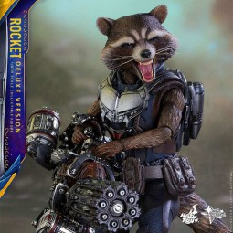Rocket Deluxe Ver. - Guardians of the Galaxy Vol. 2 - 1/6 Scale Figur