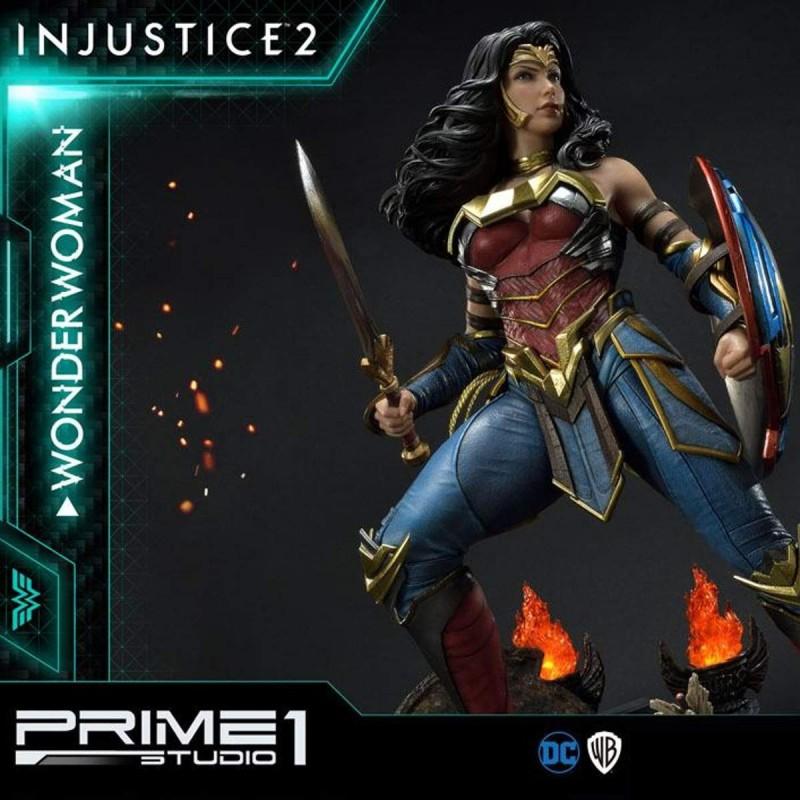 Wonder Woman - Injustice 2 - 1/4 Scale Statue