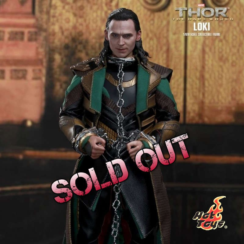 Loki - The Dark World - 1/6 Scale Figur