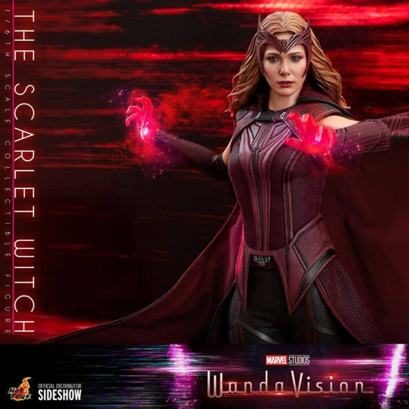 The Scarlet Witch - WandaVision - 1/6 Scale Figur